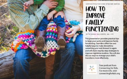 Improving Family Functioning